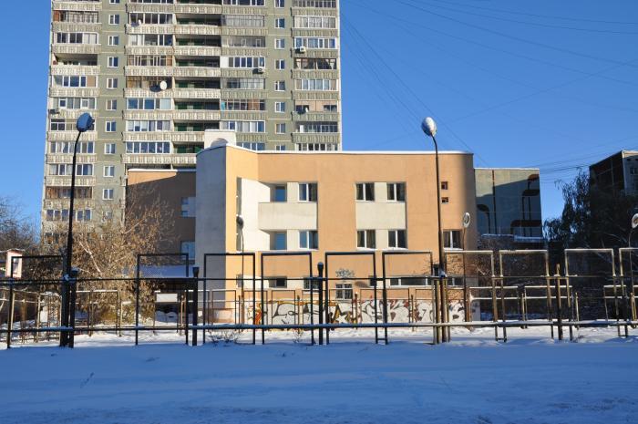 Детская городская больница 9 (россия, екатеринбург) фото