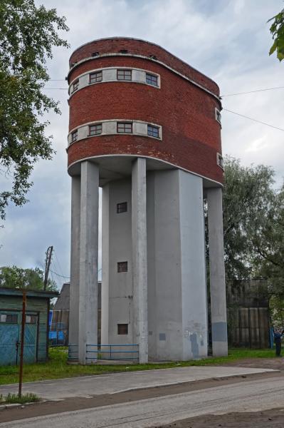 Водонапорная башня сортавала