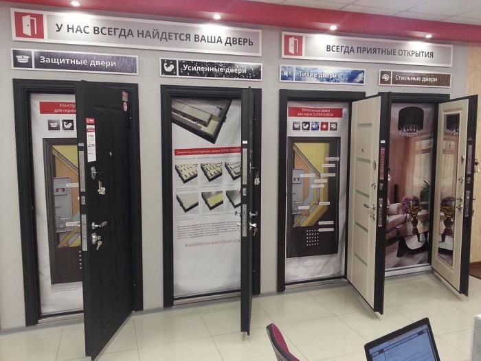 магазины стальные двери г москва