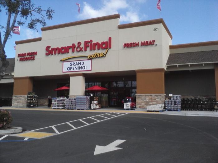 Smart Final Extra