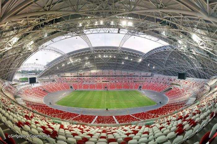"""Résultat de recherche d'images pour """"Singapore National Stadium"""""""