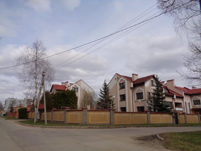 Posamezne stanovanjske stavbe