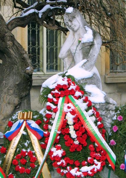 Резултат с изображение за юлия вревская могила