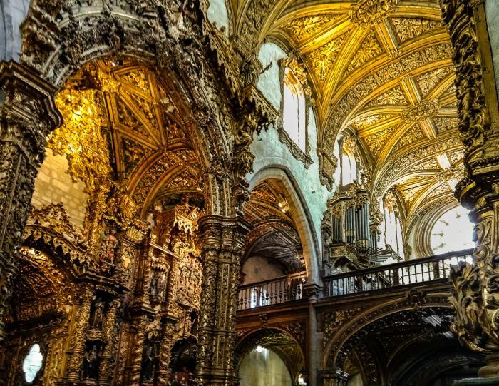 St. Francis Monument Church - Porto
