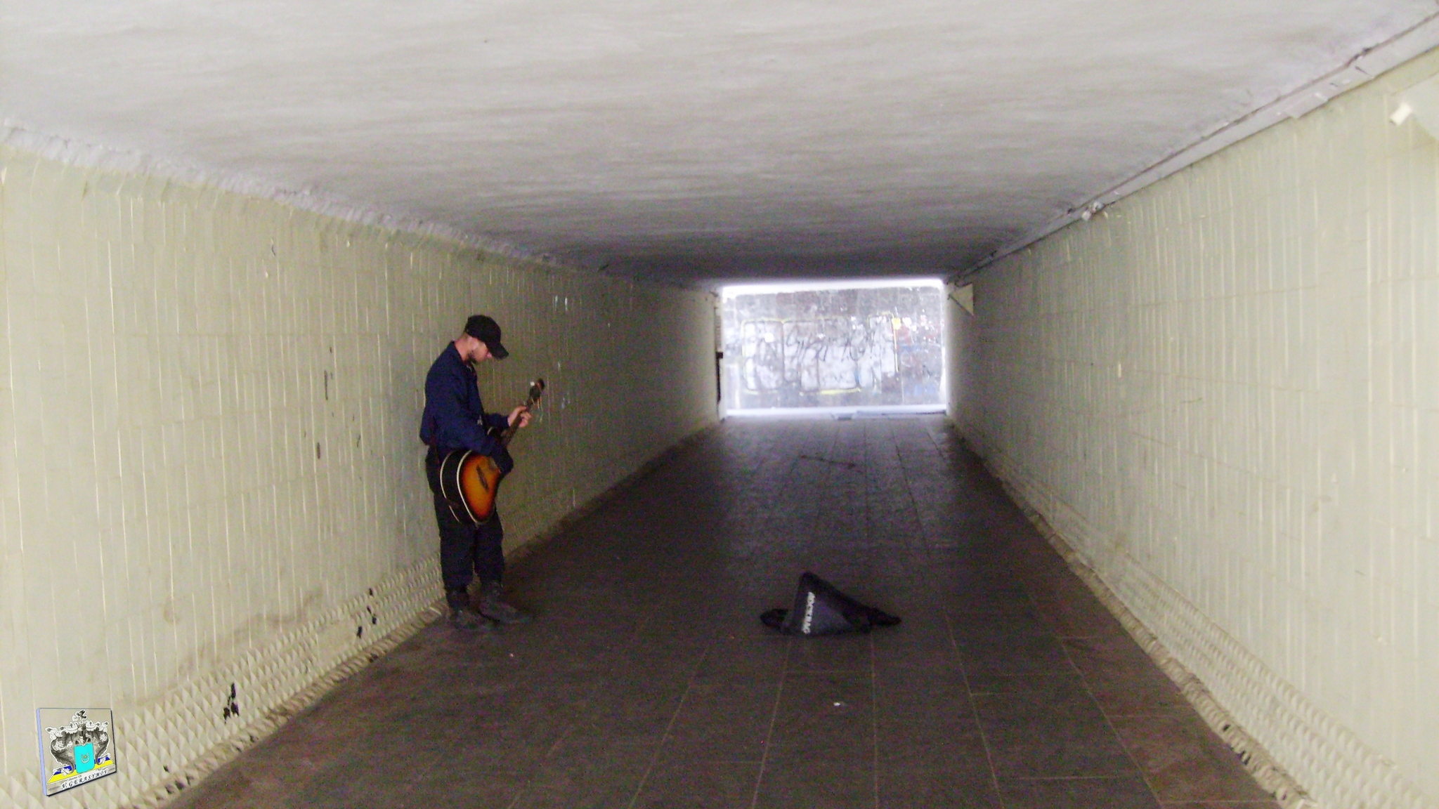 подземный переход в Житомире