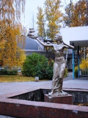 Памятник ассоль в череповце ищу поставщика гранитных памятников