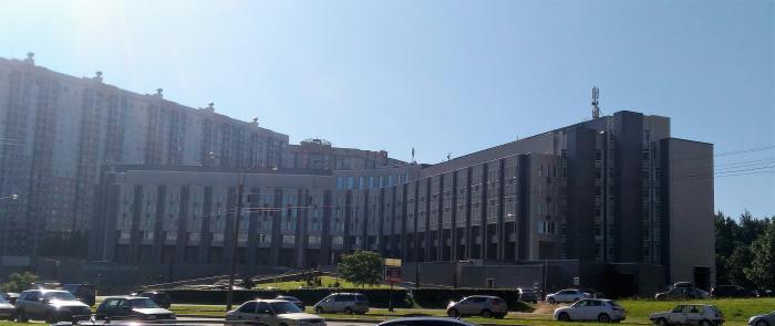 Клиника святого георгия в санкт петербурге метро озерки