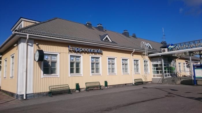 Vr Lappeenranta Helsinki