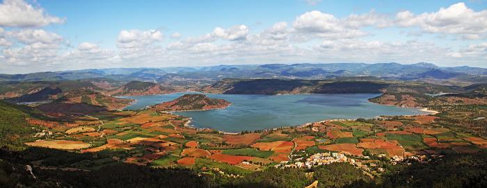 lac du salagou rencontre