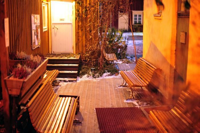 Rajaportin Sauna