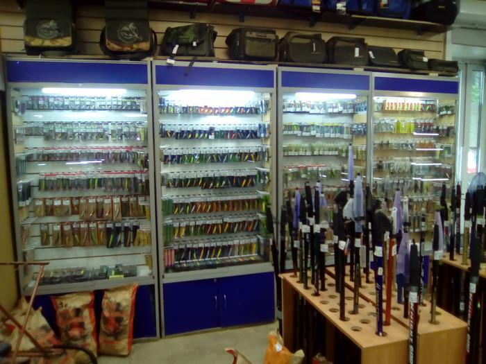 Магазин рыболова в н новгороде