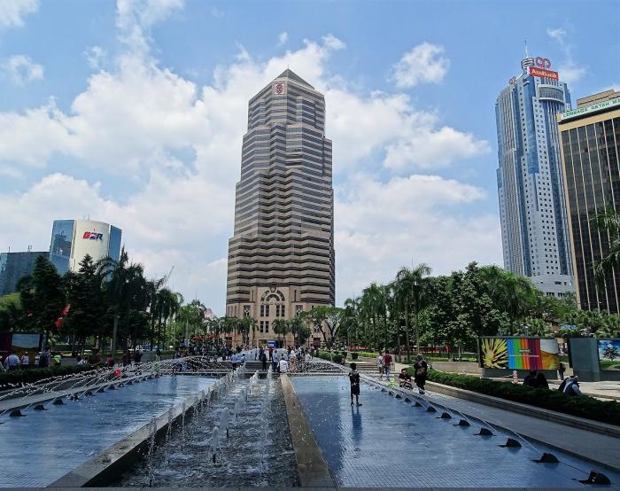 Menara Public Bank Tower Kuala Lumpur