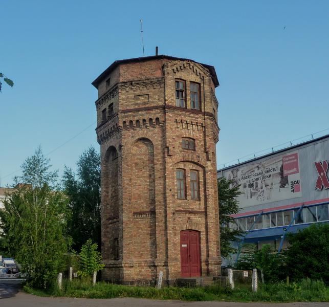 Заводоуковск водонапорная башня улица этот