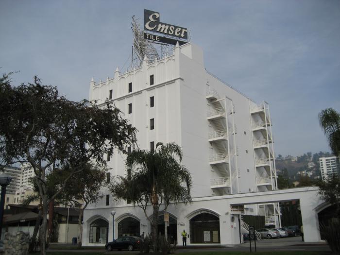 Emser Tile Building