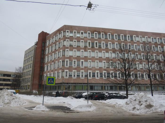 НИИ Особо чистых биопрепаратов - Санкт-Петербург