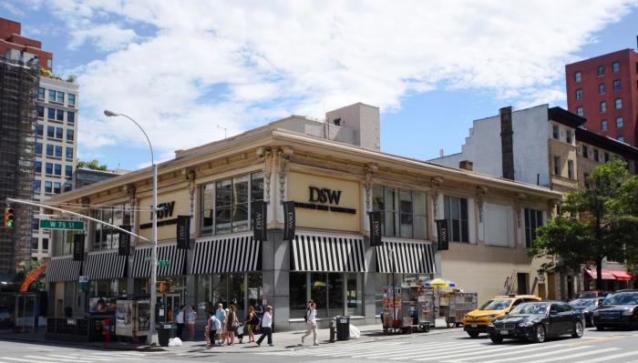 2220 Broadway - DSW Shoes - New York
