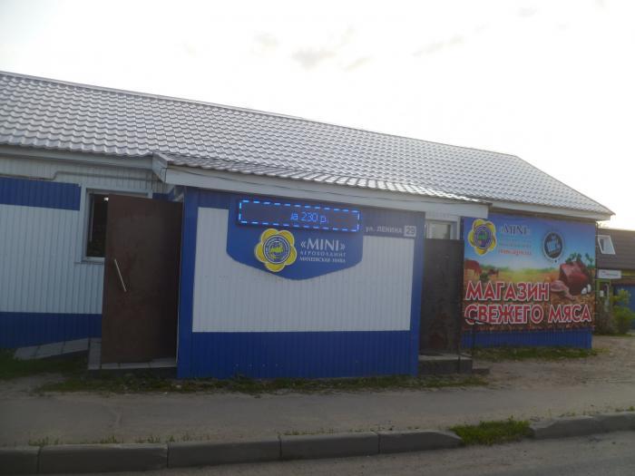 Магазины Г Лукоянов