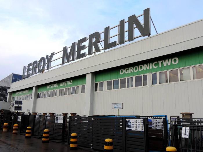 Leroy Merlin Modlinska Warszawa