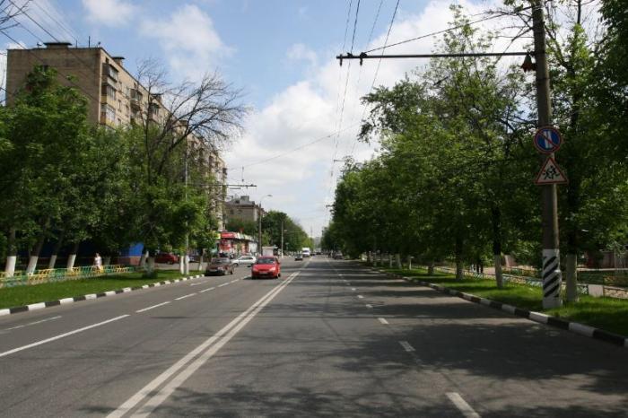 Улица Юных Ленинцев (Все улицы Москвы