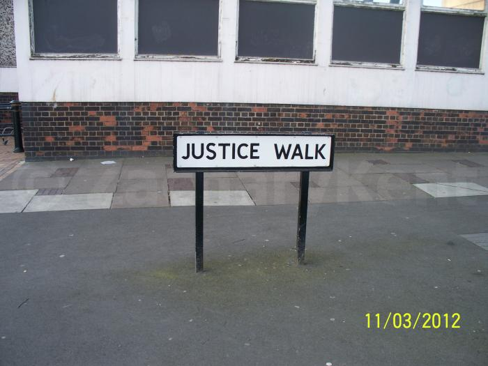 Justice Walk Car Park Nuneaton