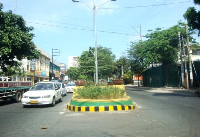 Don Alejandro Roces Avenue