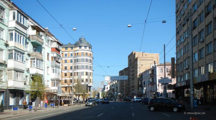 Улица сексаганського в киеве