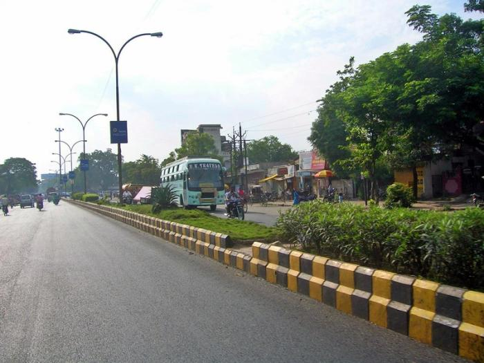 National Highway No 7 Varanasi Kanyakumari
