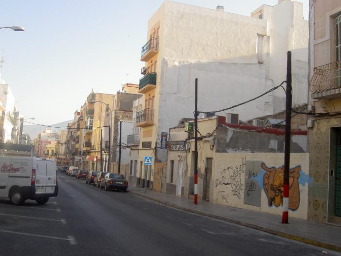 Avenida castelar melilla for Calle castelar
