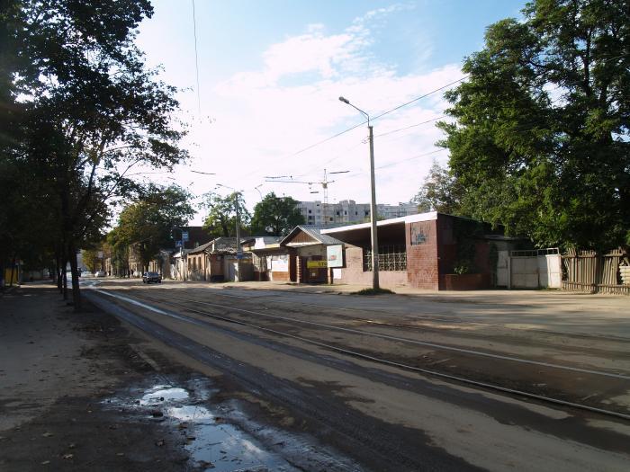 Районная поликлиника южный округ