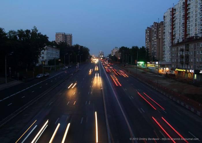 В будущем на всем протяжении Кутузовского проспекта и Можайского шоссе от Кремля до.