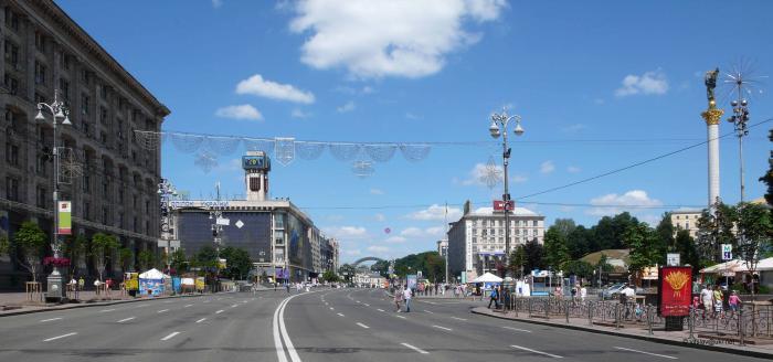Khreshchatyk #