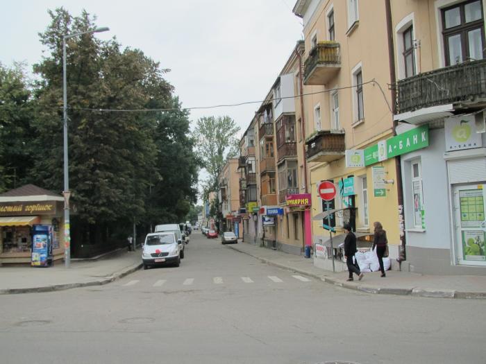 В самому центрі Івано-Франківська виявили вибухонебезпечний предмет