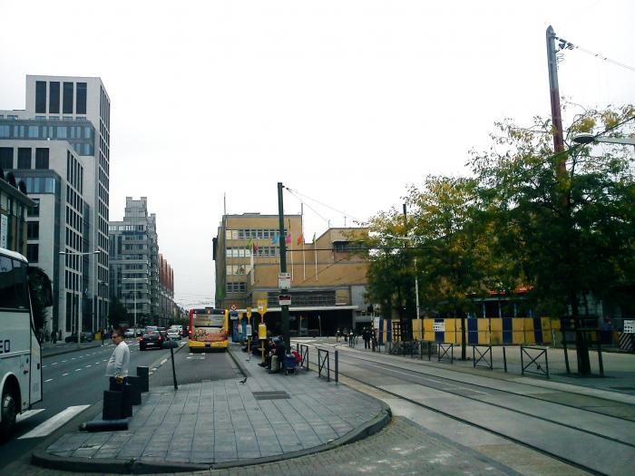 Fonsnylaan brussel stad for Rue joseph dujardin 8 anderlecht