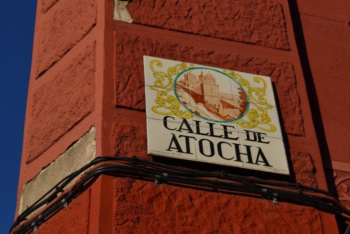 Calle de atocha madrid - Banos arabes atocha ...