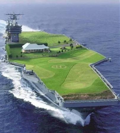 Navy Golf Course Seal Beach Garden