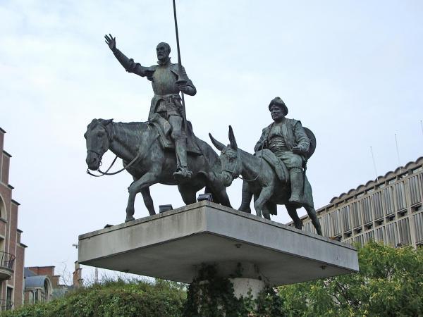 Don Quixote Monument