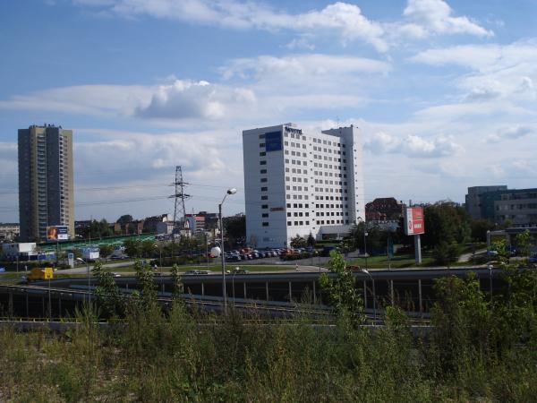 Hotel Novotel Katowice Centrum - Katowice (English)