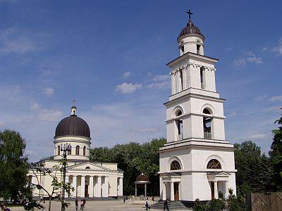 Catedrala Naşterea Domnului - Chişinău