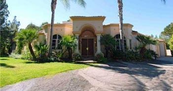 Marilyn Manson S House Los Angeles California