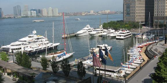 North Cove Marina New York City New York