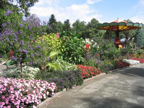 Jardin Botanique De Geneve Genf