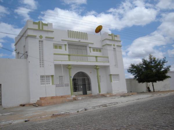 Escola Estadual Santo Antonio - Piancó PB