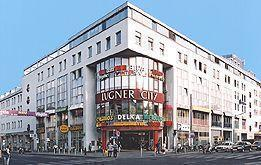 Lugner City Vienna English Mall