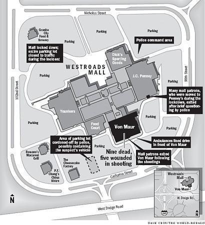 Westroads Mall Map Westroads Mall   Omaha, Nebraska Westroads Mall Map