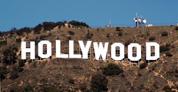 علامة هوليوود الشهيرة - لوس أنجلس
