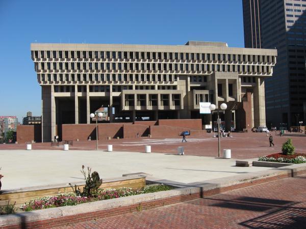 Αποτέλεσμα εικόνας για Δημαρχείο της Βοστώνης