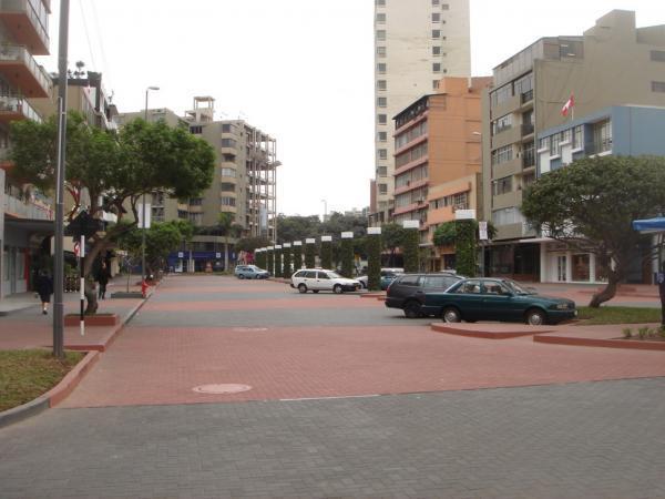 Calle Miguel Dasso - Lima