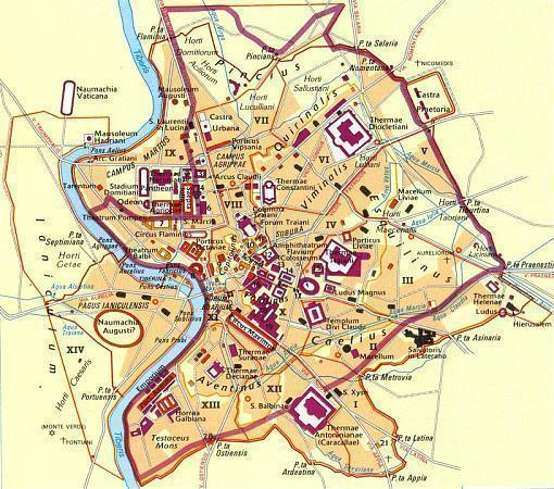 Rome historical centre - Rome on