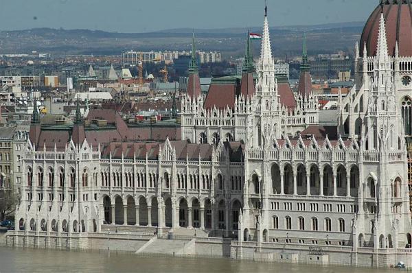 Parlamentul Ungar - Budapesta
