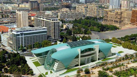 Park Bulvar Mall - Baku